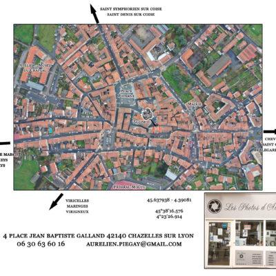 Plan de localisation CIMAP